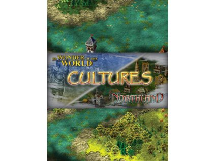 Cultures: Northland + 8th Wonder of the World (PC) Steam Key