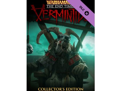 Warhammer: End Times - Vermintide Collector's Edition Upgrade (PC) Steam Key