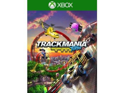 Trackmania Turbo XONE Xbox Live Key