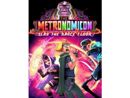The Metronomicon: Slay The Dance Floor (PC) Steam Key