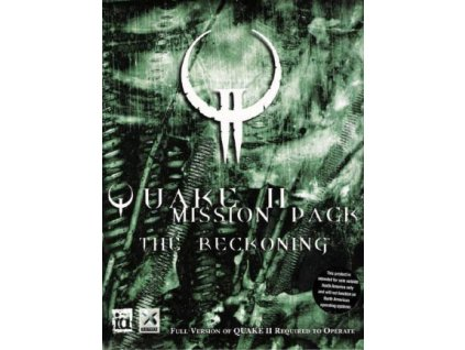 QUAKE II Mission Pack: The Reckoning (PC) Steam Key