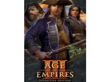 Age of Empires III: Definitive Edition (PC) Steam Key