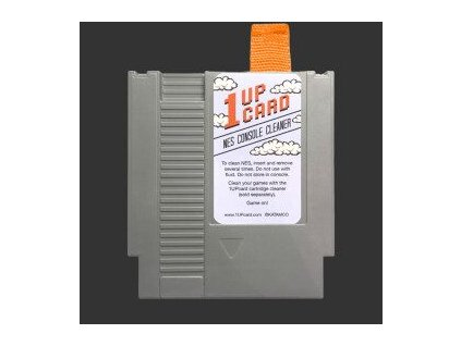 1 Up - 1 Up NES Console Cleaner