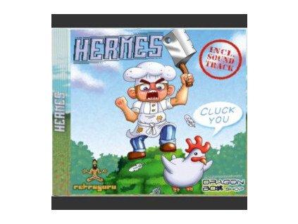 DragonBox Shop - Hermes (Dreamcast) - incl. Comic