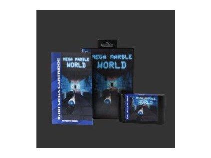 MegaCatStudios - MegaMarbleWorld (MegaDrive)