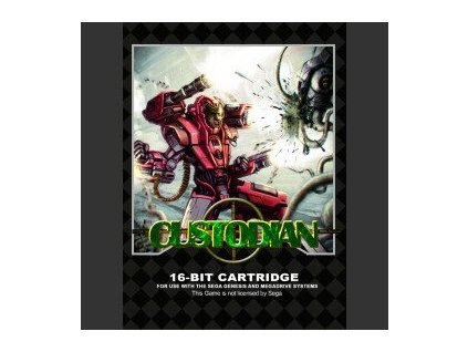 Piko Interactive - Custodian (MegaDrive / Genesis)