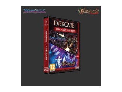 Evercade - Xeno Crisis / Tanglewood Dual Game (Evercade Cartridge 11)