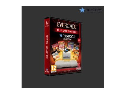 Evercade - Technos Collection 1 (Evercade Cartridge 10)