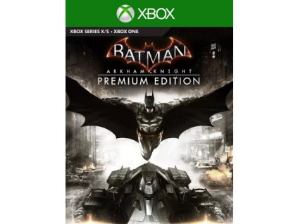 Batman: Arkham Knight Premium Edition (XSX) Xbox Live Key