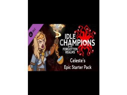Idle Champions of the Forgotten Realms - Celeste's Starter Pack (PC) Steam Key