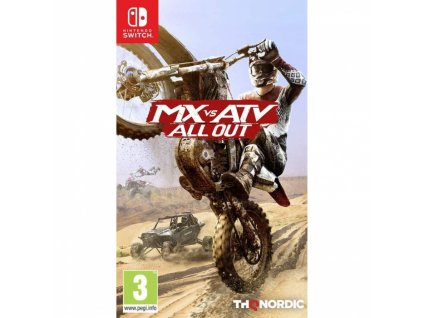 SWITCH MX vs ATV: All Out