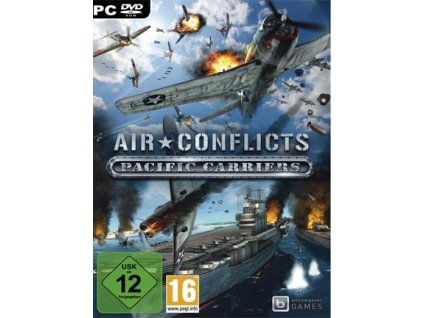 Air Conflicts: Pacific Carriers (PC) Steam Key