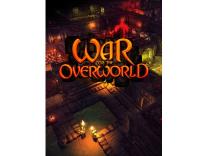 War for the Overworld + Heart Of Gold (PC) Steam Key