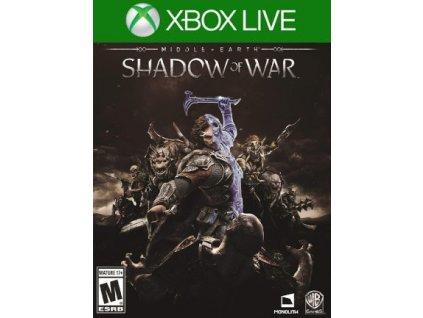 Middle-earth: Shadow of War Definitive Edition XONE Xbox Live Key