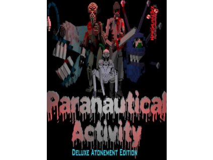PARANAUTICAL ACTIVITY DELUXE ATONEMENT EDITION (PC) Steam Key