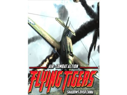 FLYING TIGERS: SHADOWS OVER CHINA Deluxe Edition (PC) Steam Key