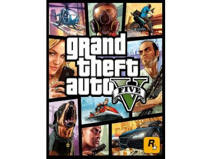 Grand Theft Auto V: Premium Online Edition & Great White Shark Card Bundle XONE Xbox Live Key