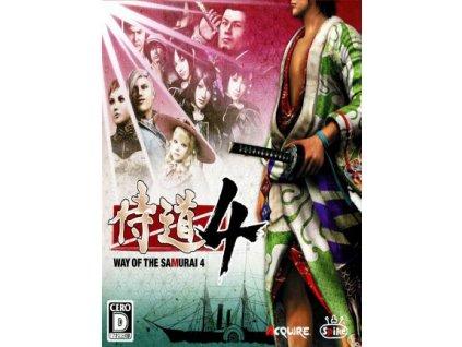 Way of the Samurai 4 (PC) GOG.COM Key