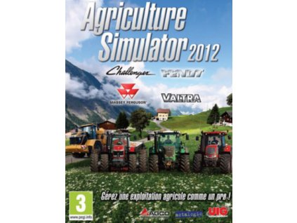 Agricultural Simulator 2012: Deluxe Edition (PC) Steam Key