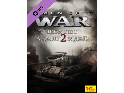 Men of War: Assault Squad 2 - Iron Fist (PC) Steam Key