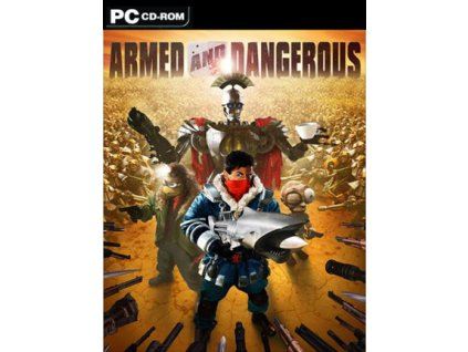 Armed and Dangerous (PC) Steam Key