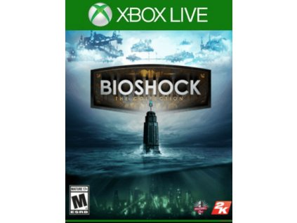 BioShock: The Collection XONE Xbox Live Key