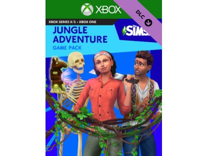The Sims 4 Jungle Adventure (XSX) Xbox Live Key