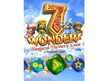 7 Wonders: Magical Mystery Tour (PC) Steam Key