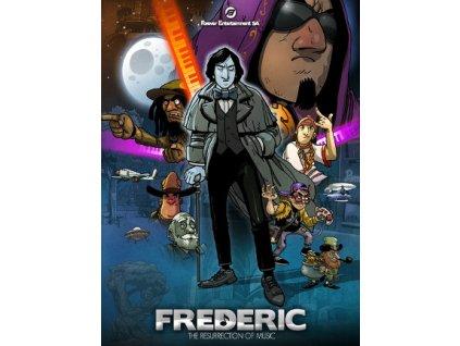 Frederic: Resurrection of Music (PC) Steam Key