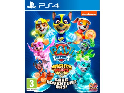 PS4 Paw Patrol: Mighty Pups Save Adventure Bay