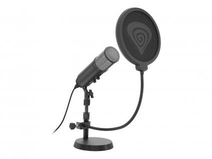GENESIS Radium 600, USB - Streamovací mikrofón