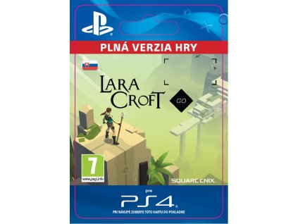 Lara Croft GO (PS4) PSN Key