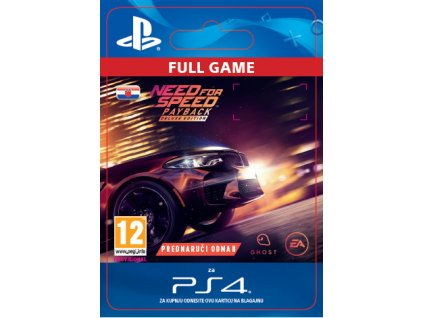 Need for Speed™ Payback - Deluxe Edition (PS4) PSN Key