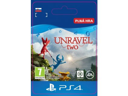 Unravel Two (PS4) PSN Key