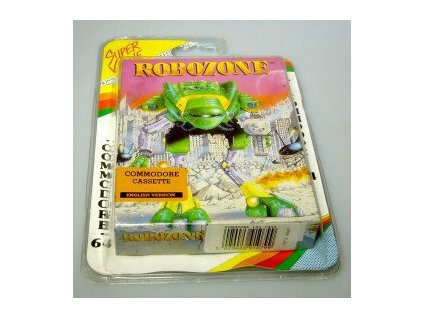 Robozone (Sealed Blister)