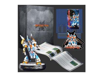 RetroBit Europe - Metal Storm Collector's Edition (EU Version)