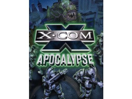 X-COM: Apocalypse (PC) Steam Key