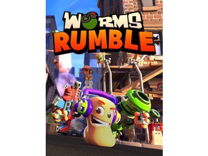 Worms Rumble (PC) Steam Key