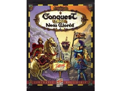Conquest of the New World (PC) GOG.COM Key