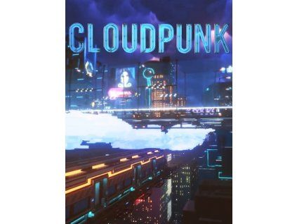 Cloudpunk (PC) Steam Key