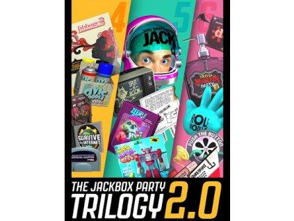 The Jackbox Party Trilogy 2.0 (PC) Steam Key