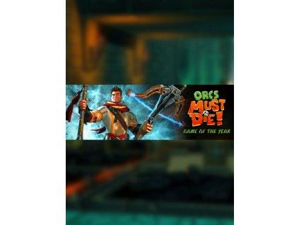 ORCS MUST DIE! COMPLETE PACK (PC) Steam Key