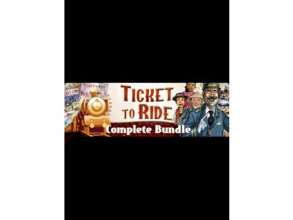 Ticket to Ride - Complete Bundle (PC) Steam Key
