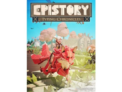 Epistory - Typing Chronicles (PC) Steam Key