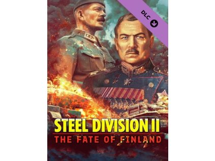 Steel Division 2 - The Fate of Finland DLC (PC) Steam Key