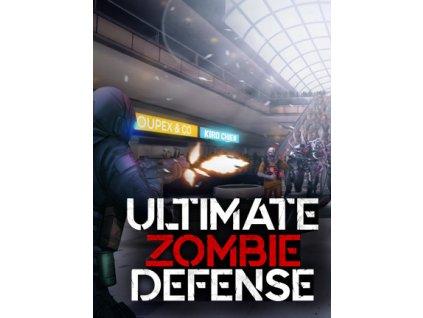 Ultimate Zombie Defense (PC) Steam Key