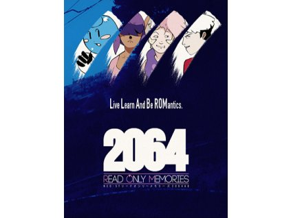 2064: Read Only Memories (PC) Steam Key