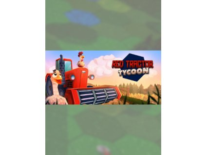 Red Tractor Tycoon (PC) Steam Key