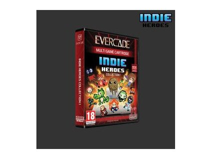 Evercade - Indie Heroes Collection 1 (Evercade Cartridge 17)
