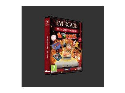 Evercade - Worms Collection 1 (Evercade Cartridge 18)